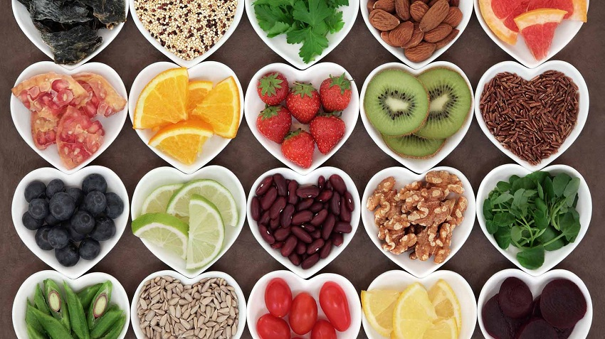 most nutritious foods