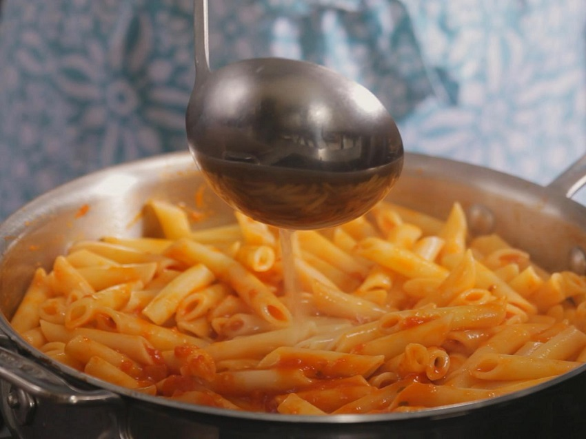most common mistakes you make when cooking pasta