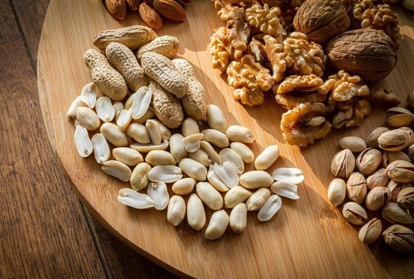 Seven anti-stress foods