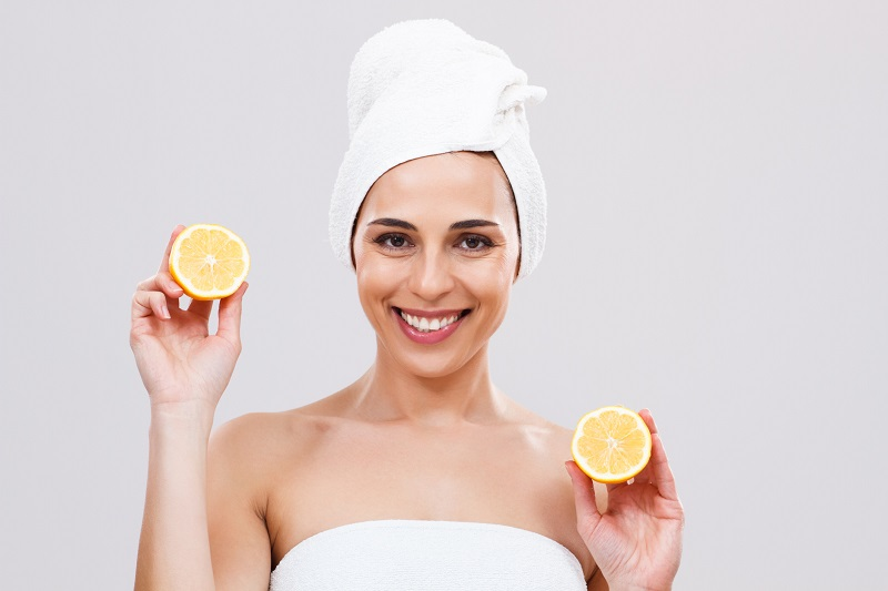 remove skin blemishes