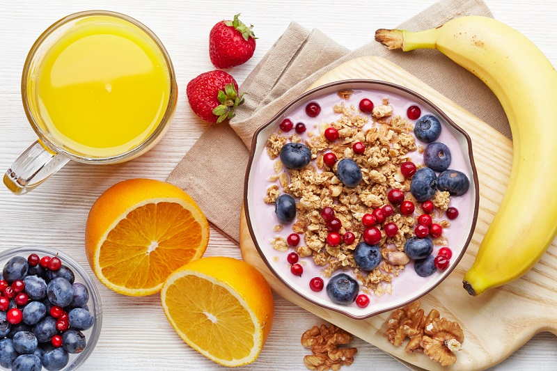benefits of having a strong breakfast